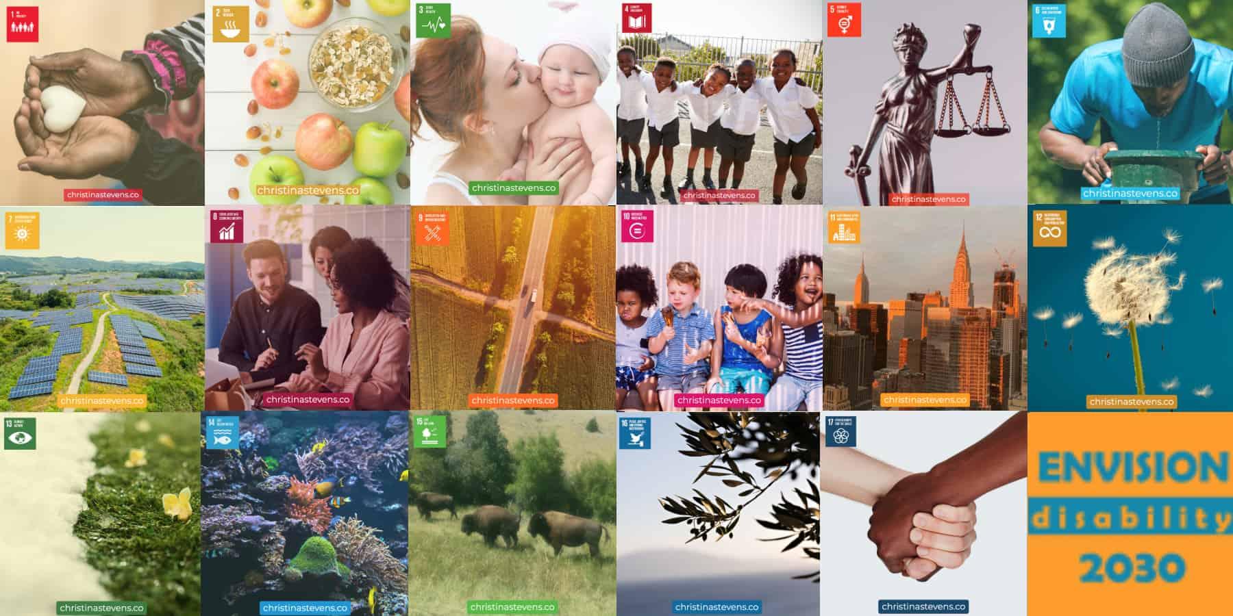 CS-UN collage