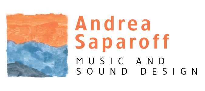 ANDREA SAPAROFF COMPOSER
